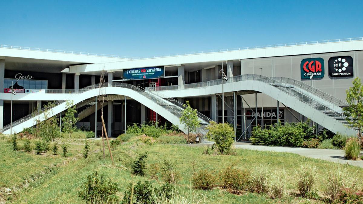 Cinéma CGR Val Arena